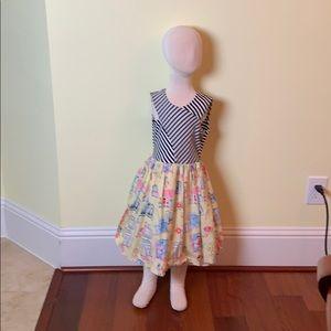 Bonnie Jean Summer Paris Dress